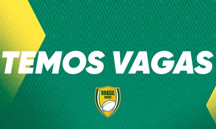 Confederação Brasileira de Rugby abre processo seletivo para Coordenador de Seleções e Coordenador Financeiro