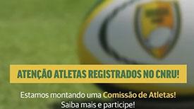 Comissão de Atletas Brasil Rugby: Saiba como participar