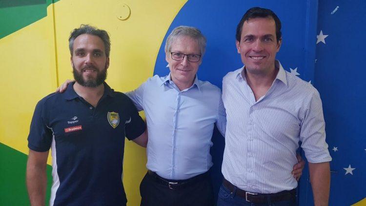 CBRu anuncia Jean-Luc Jadoul como novo CEO