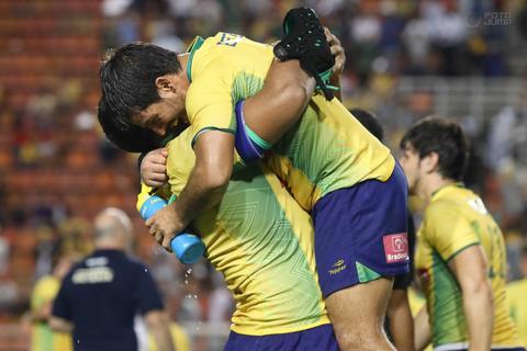 Brasil vence o Canadá pela primeira vez na história