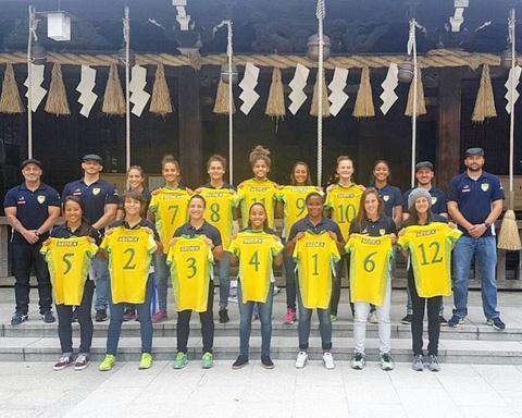 Seleção Feminina disputa a 4ª etapa da Série Mundial no Japão