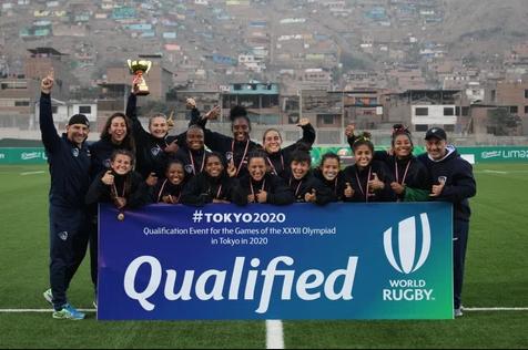 Brasil classificado! Seleção Feminina de Rugby Sevens garante vaga nos Jogos Olímpicos de Tóquio ao vencer qualificatório