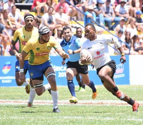 Brasil encerra participação no Viña Sevens