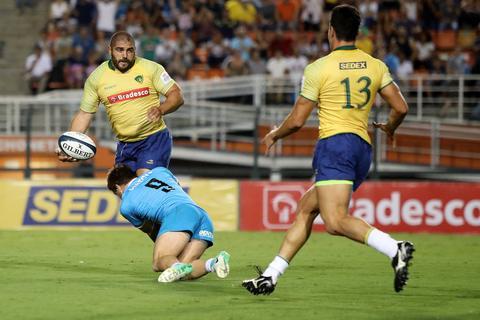 Seleção Brasileira escalada para enfrentar os Estados Unidos em São José dos Campos