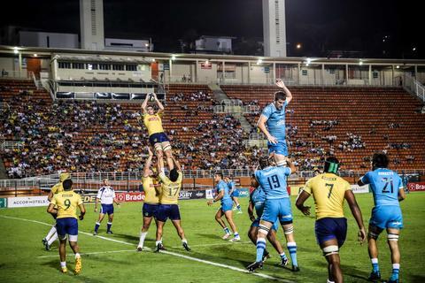 Seleção Brasileira A receberá o Uruguai XV em São José dos Campos, dia 29/08