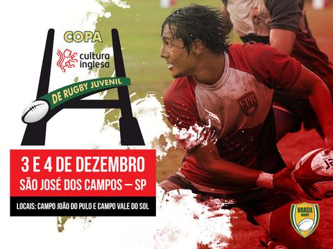 São José dos Campos recebe a Copa Cultura Inglesa no próximo fim de semana