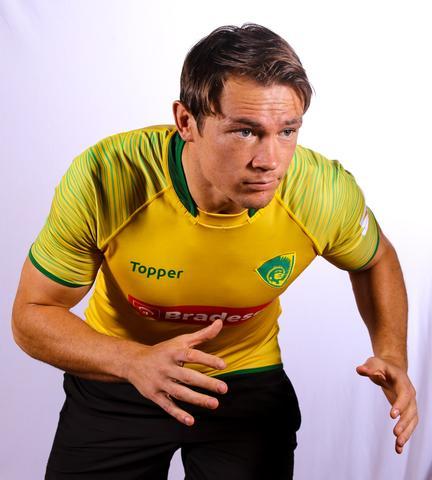 Josh Reeves é o primeiro atleta brasileiro a assinar contrato na MLR