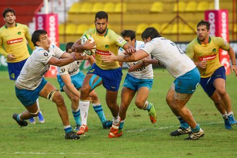 Confederação Sul-Americana de Rugby divulga datas das eliminatórias à Copa do Mundo