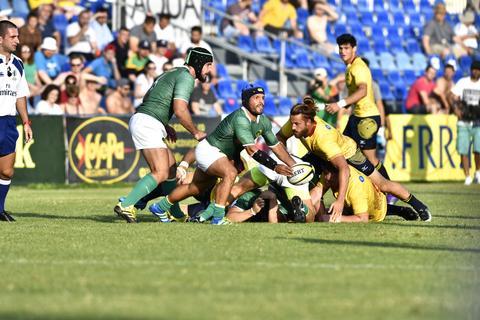 Seleção de Rugby XV embarca para gira europeia