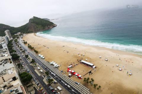 Super Desafio BRA de Beach Rugby terá ações ambientais promovidas pela CBRu