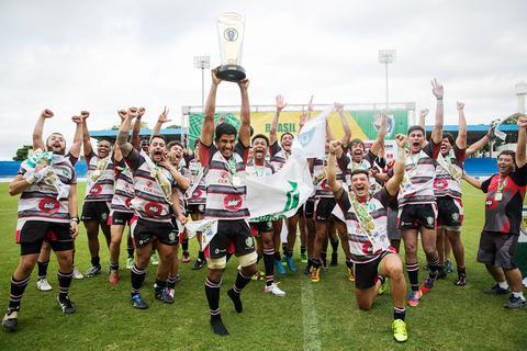 Jacareí é o grande campeão da Taça Tupi 2016!