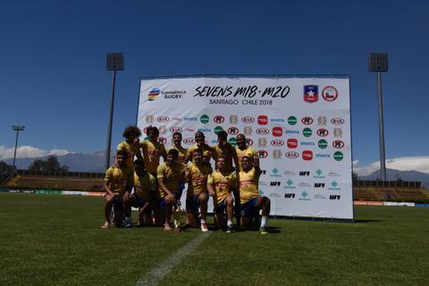 Brasil conquista grande resultado no Sul-Americano Juvenil de Rugby Sevens