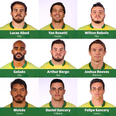 """Atletas da Seleção Brasileira de Rugby participarão de """"peneira"""" nos EUA para jogar na Liga Profissional Americana"""