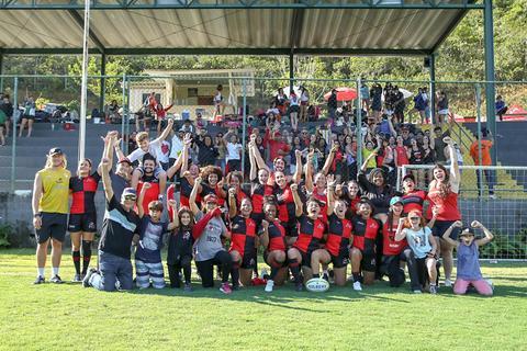 Niterói (RJ) conquista a 3ª etapa do Super Sevens Feminino. Confira a classificação do Circuito Brasileiro de Rugby Sevens Feminino