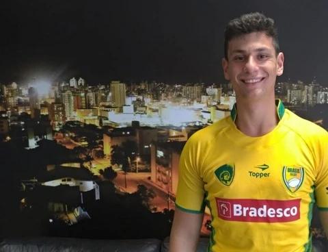 Giuseppe Soratto: do Morro da Fumaça para a seleção brasileira de rugby
