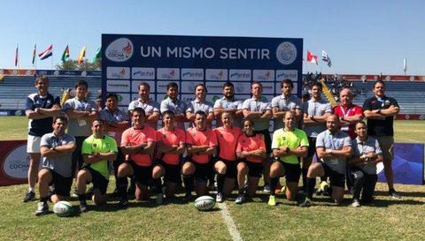 Rugby brasileiro também é representado na arbitragem dos Jogos Sul-Americanos em Cochabamba, Colômbia