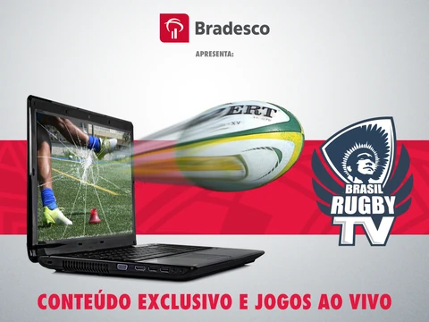 Confederação Brasileira de Rugby lança canal on demand