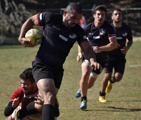 Band Saracens é o primeiro classificado na Taça Tupi