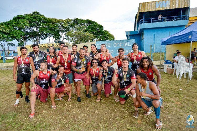 Jacareí Rugby é campeão do Super Sevens 2019