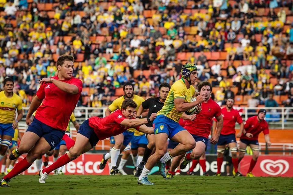 Brasil Divulga Relacionados para Taça dos Hemisférios e Série de Grandes Eventos em Macapá