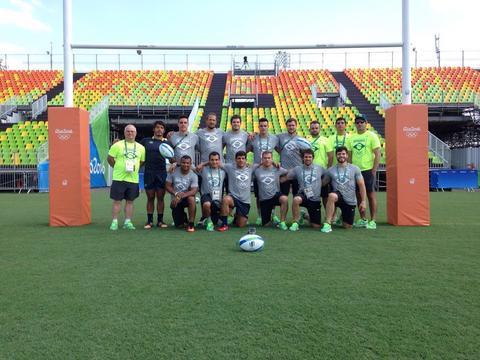 Seleção Masculina de Sevens estreia nesta terça nos Jogos Rio 2016