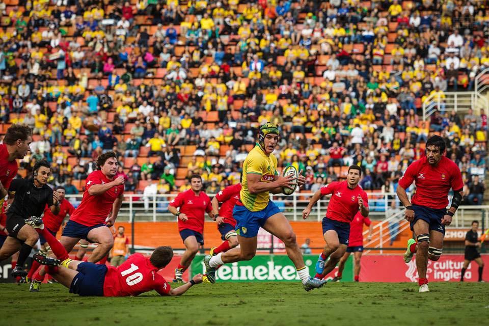 Com Transmissão Ao Vivo Pela Rede TV, Brasil Joga Contra o Paraguai pela Última Etapa Do Torneio
