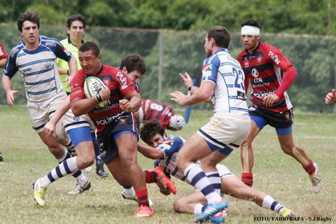 SPAC e São José fazem clássico dos maiores campeões brasileiros de rugby XV