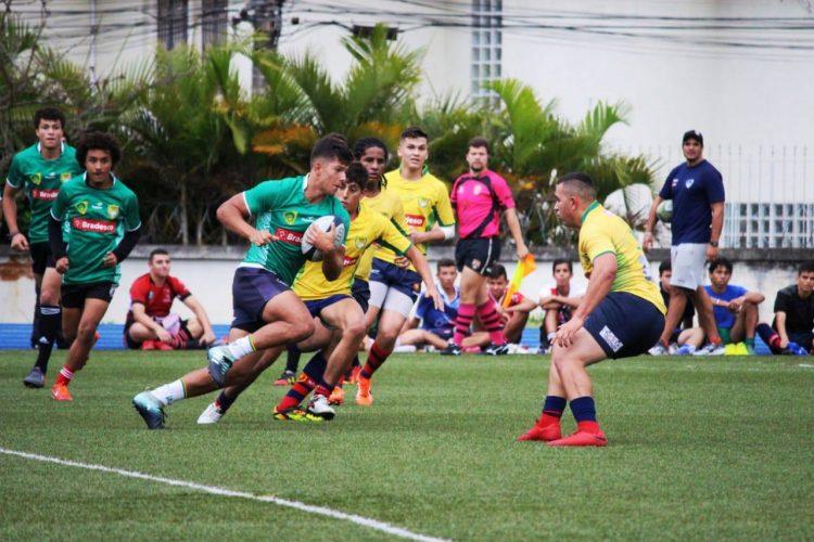 Brasil Rugby abre inscrições para aulas gratuitas para jovens no NAR