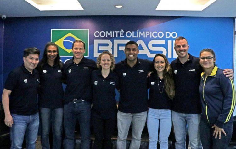 Comissão de Atletas do COB irá eleger 25 novos integrantes em agosto