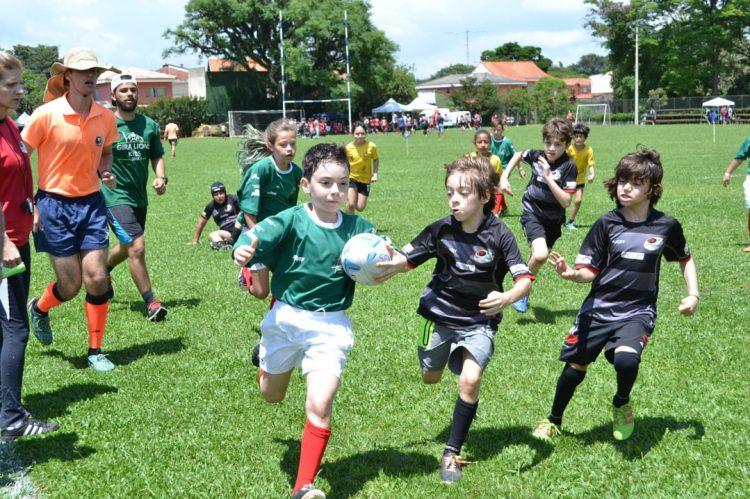 Núcleo do Jogo nasce para melhorar o rugby brasileiro a partir do jogo