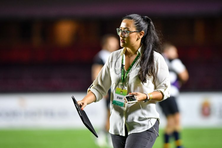 Sudamérica Rugby realiza assembleia e Marjorie Enya é eleita para Conselho da World Rugby