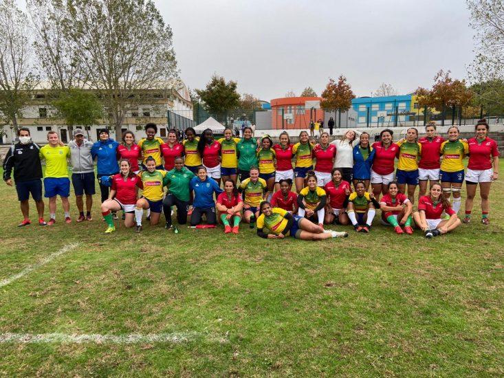 Yaras jogam amistosos contra Portugal e Espanha em Missão Europa do COB