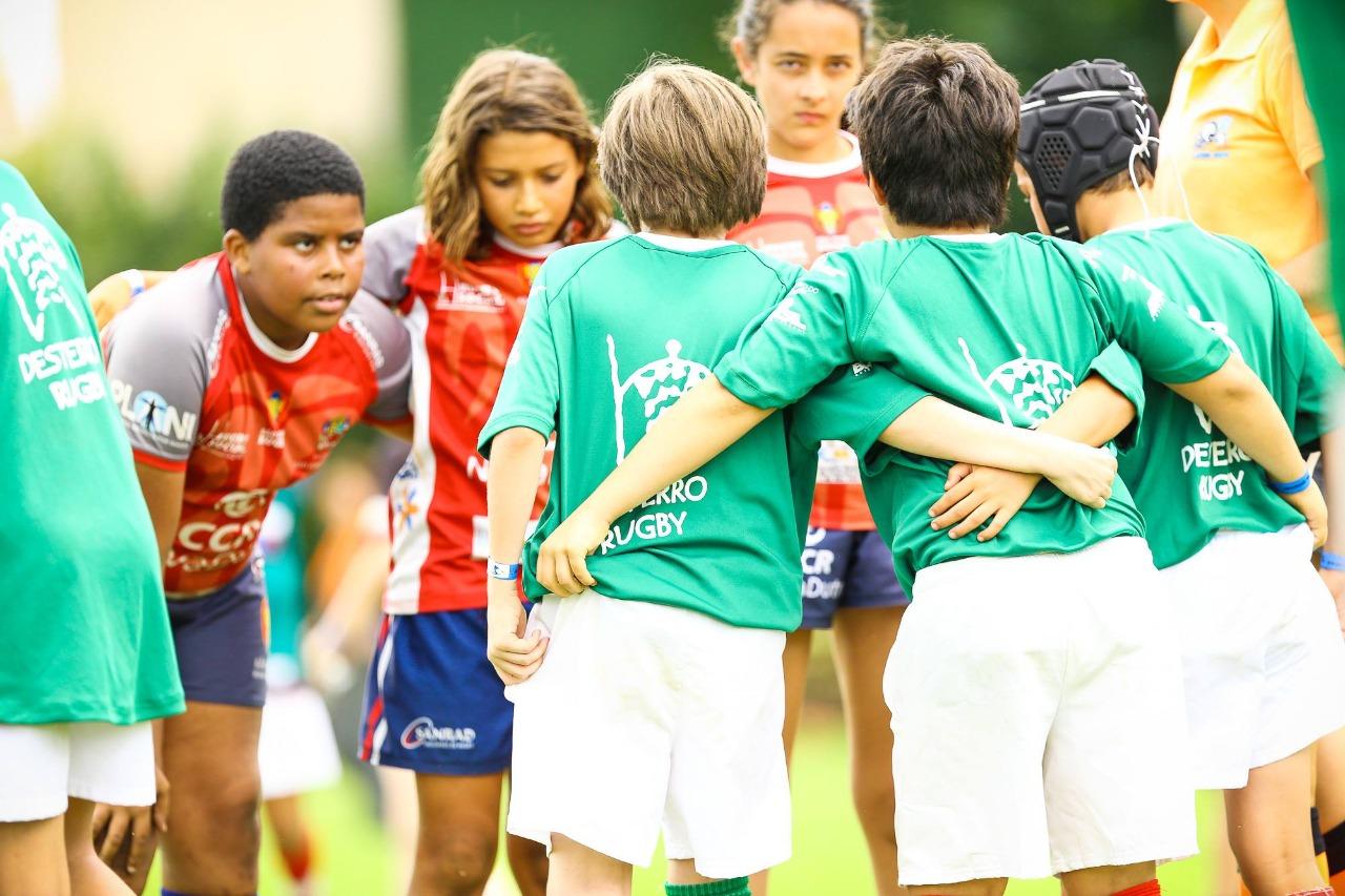 Confederação Brasileira de Rugby divulga Manual do Rugby Infantil 2020