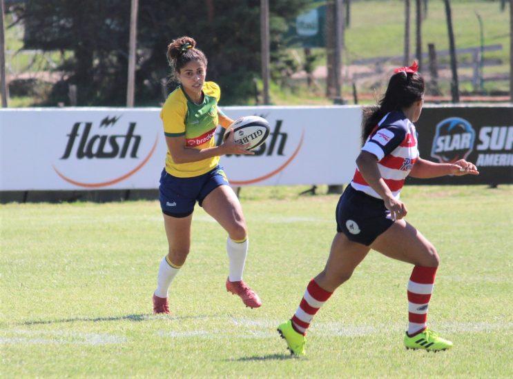 TIM renova patrocínio às seleções brasileiras de rugby e lança websérie com equipe feminina