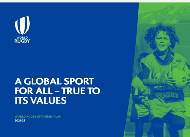 World Rugby lança novo planejamento estratégico visando crescimento