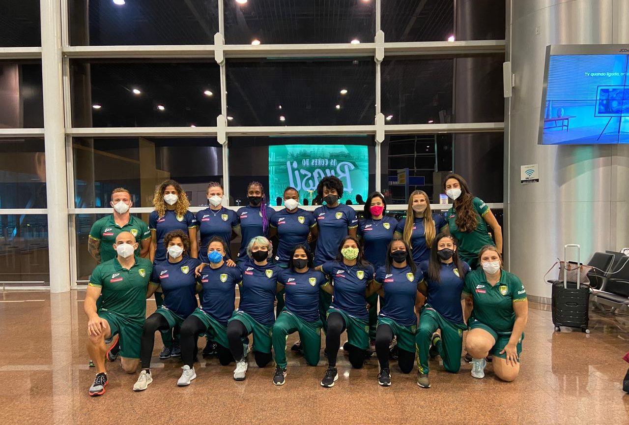 De uniforme novo, Yaras chegam aos EUA por preparação visando Jogos de Tóquio