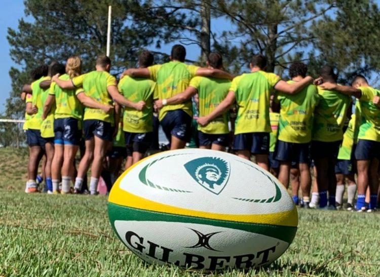 Tupis iniciam caminhada em busca de vaga  à Copa do Mundo de Rugby nesta semana