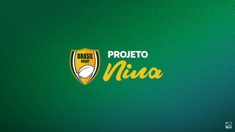 Projeto Nina, voltado ao rugby feminino de base, terá primeiro encontro neste sábado