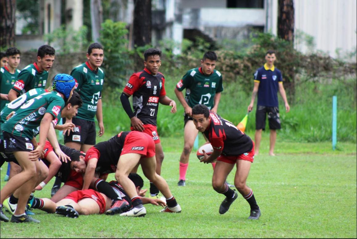 CBRu e Sesi-SP firmam parceria para desenvolver o rugby em unidades de ensino em SP