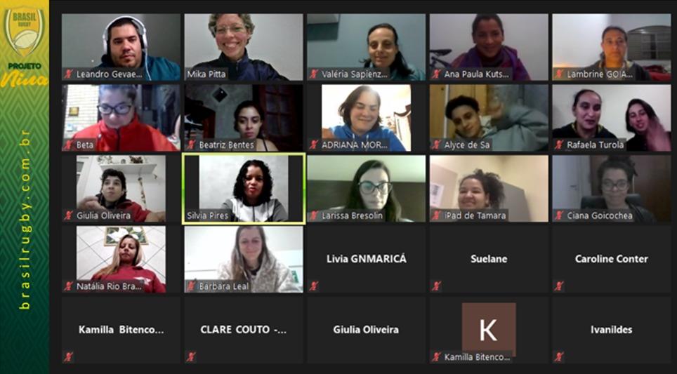 Projeto Nina define cronograma de ações e clubes participantes