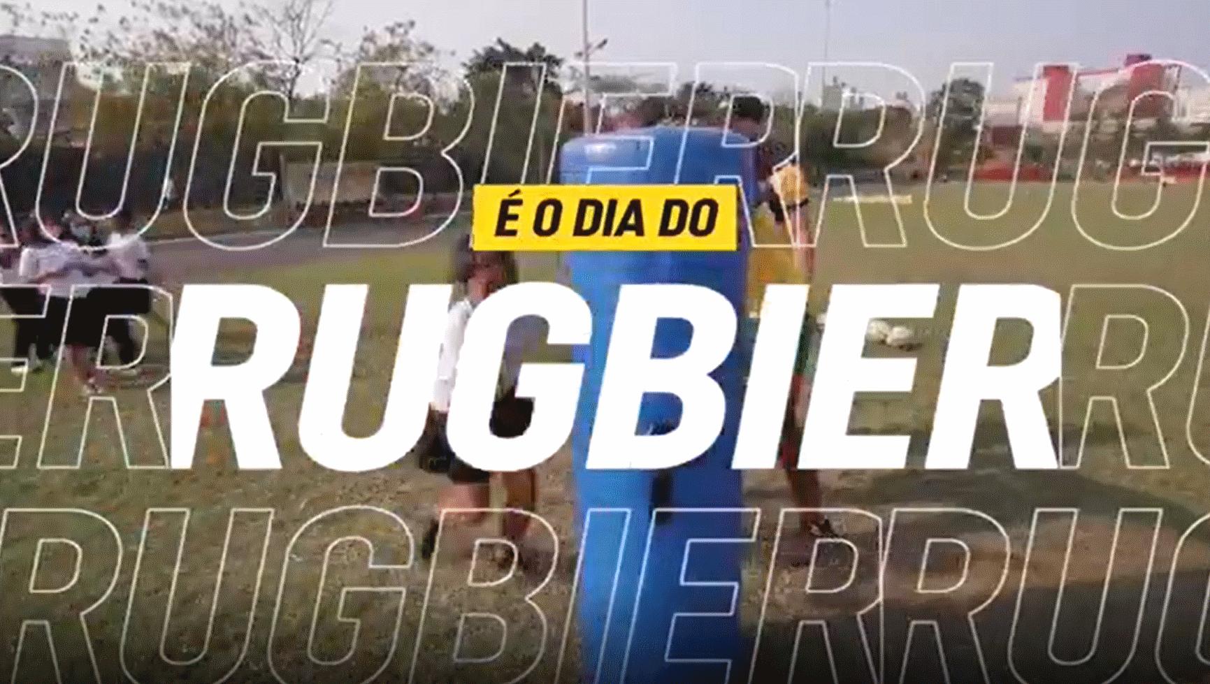 Brasil Rugby faz homenagem e estabelece 20 de setembro como 'Dia do Rugbier' no Brasil