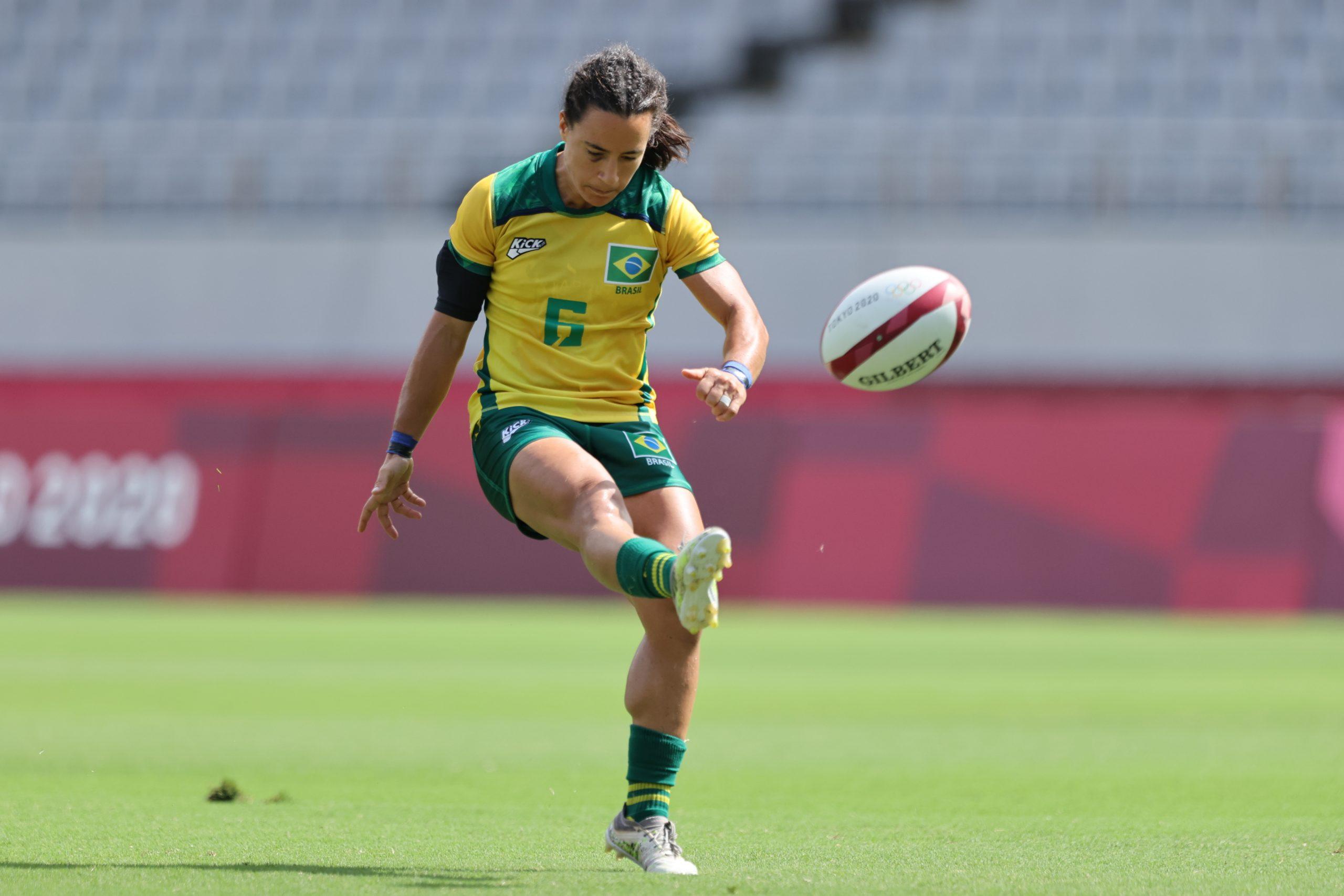 Atleta das Yaras participará da primeira liga profissional de rugby sevens dos EUA